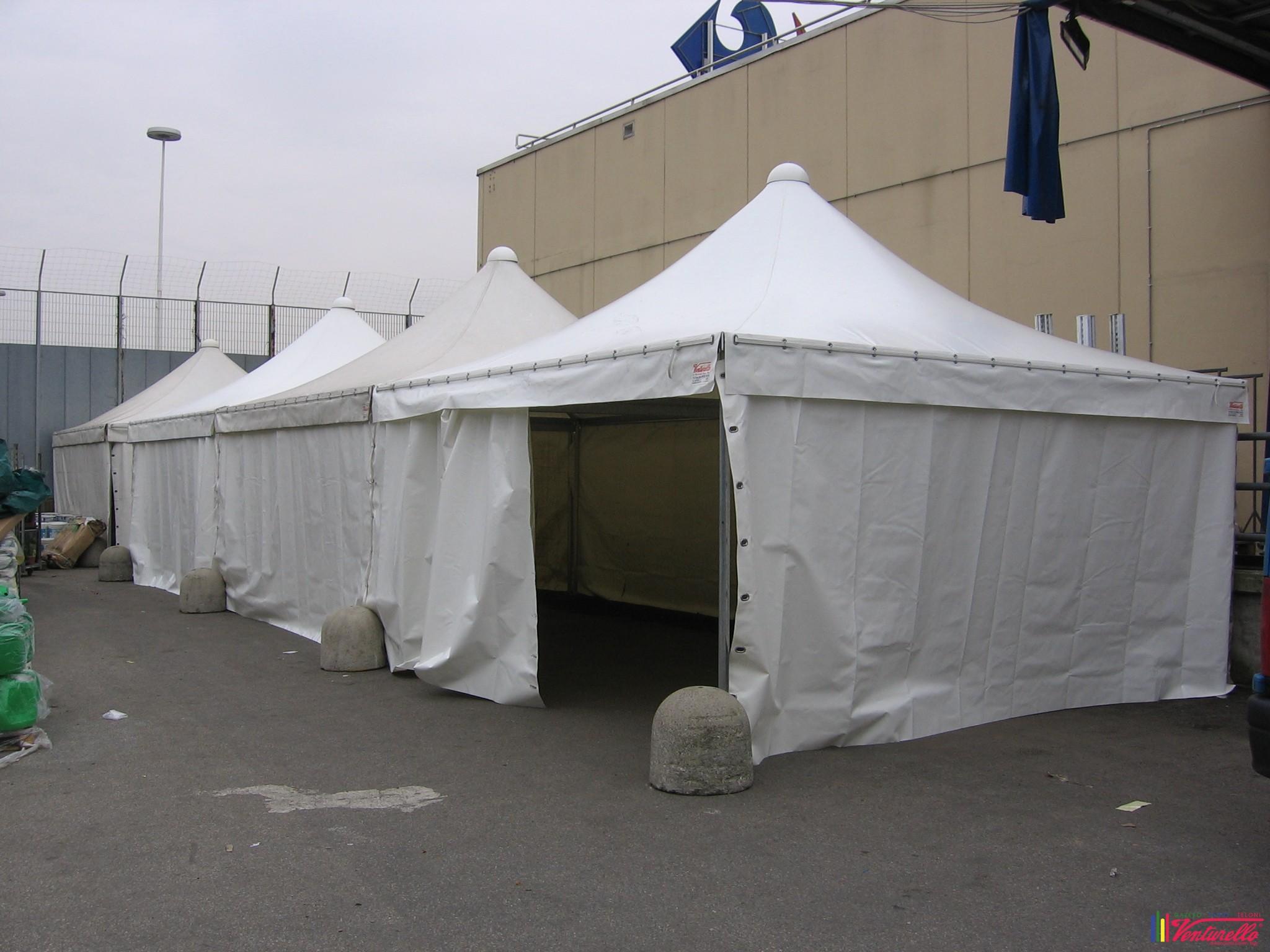 Gazebo per fiere usato u2013 terminali antivento per stufe a pellet